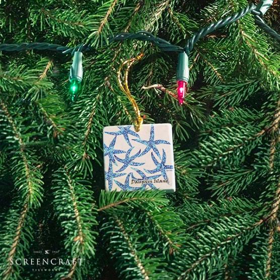 Starfish Ornament